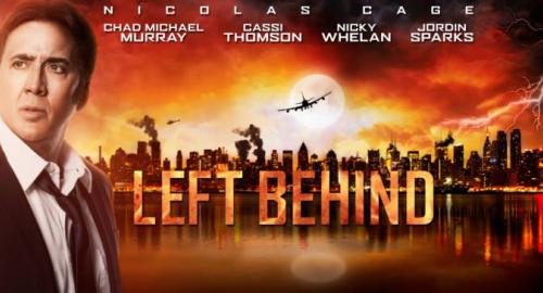 Left Behind: nuovo film di Nicolas Cage, nelle sale dal 29 luglio